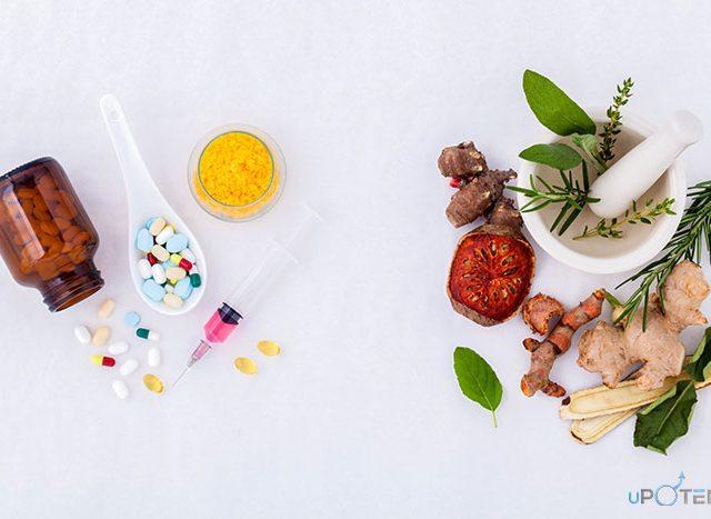 Masa cu medicamente pentru potenta