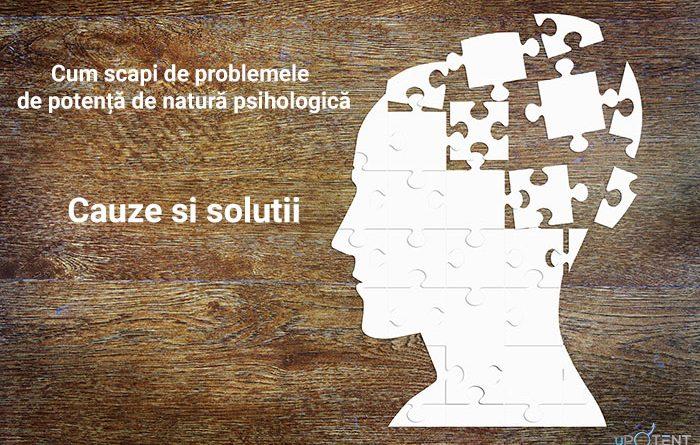 Probleme de potenta de natura pshihologica