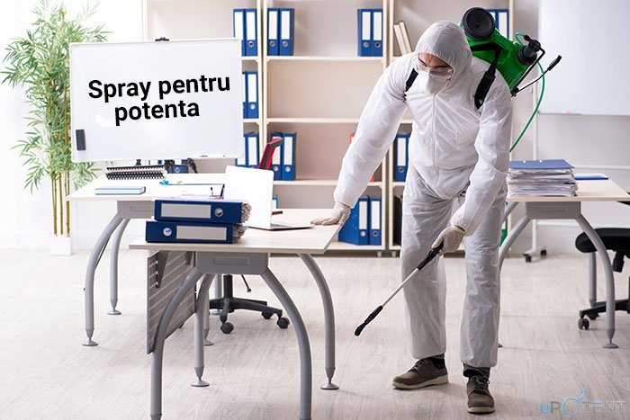 Spray pentru potenta