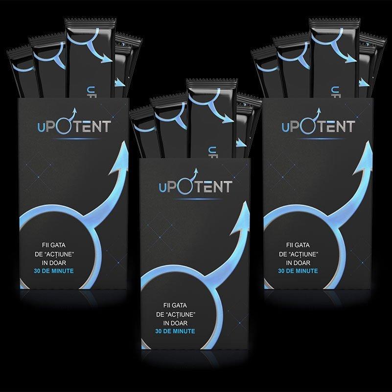 3 cutii upotent pentru potenta si ejaculare precoce